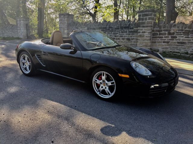 2007 Porsche Boxster S Only 68000 km in Perth, Ontario