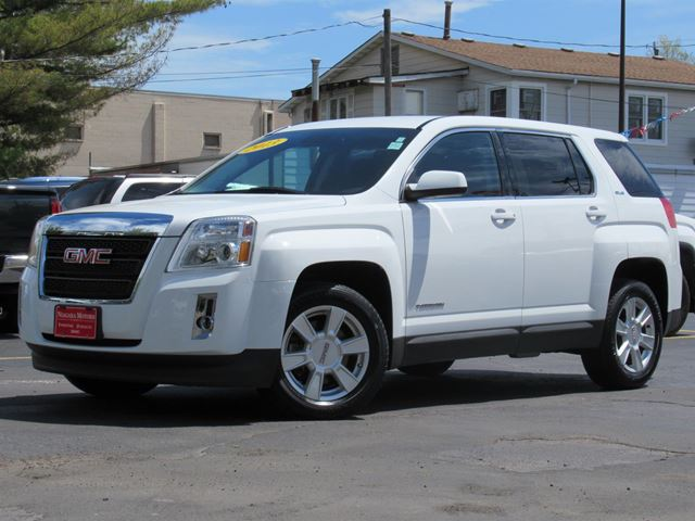 2013 GMC Terrain SLE1 FWD - Originally purchased AND traded here in Virgil, Ontario