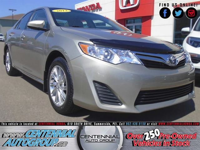 2013 Toyota Camry LE in Summerside, Prince Edward Island