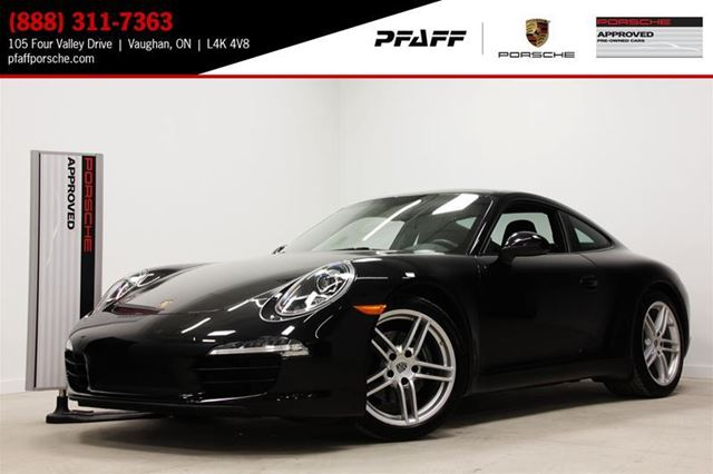 2014 Porsche 911 Carrera Coupe (991) in Woodbridge, Ontario