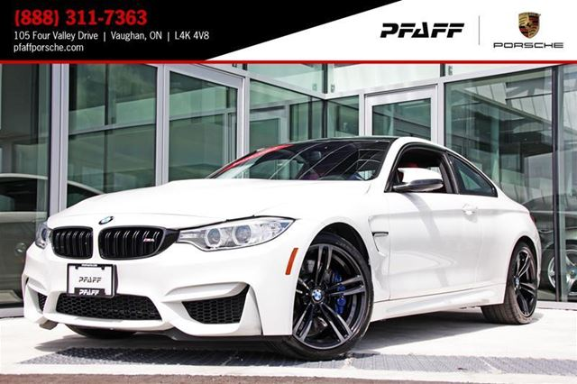 2015 BMW M4 Coupe in Woodbridge, Ontario