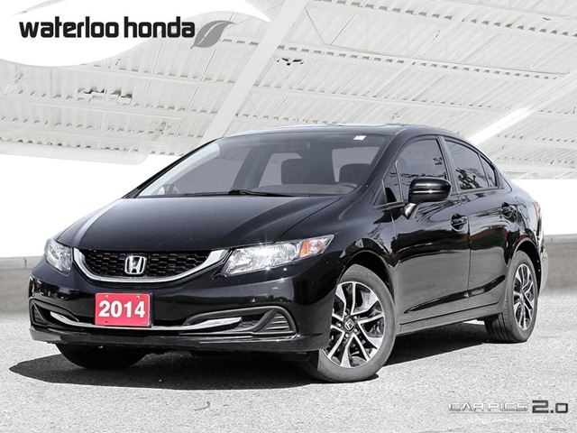 2014 HONDA CIVIC EX Back Up Camera, Heated Seats and more! in Waterloo, Ontario