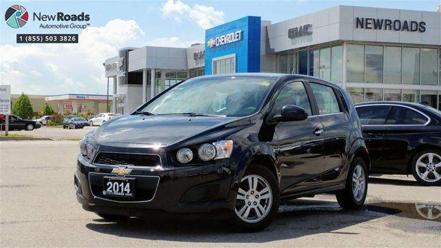 2014 CHEVROLET SONIC LT Auto LT Auto, HATCHBACK, NO ACCIDENT, FULLY SERVICED., in Newmarket, Ontario