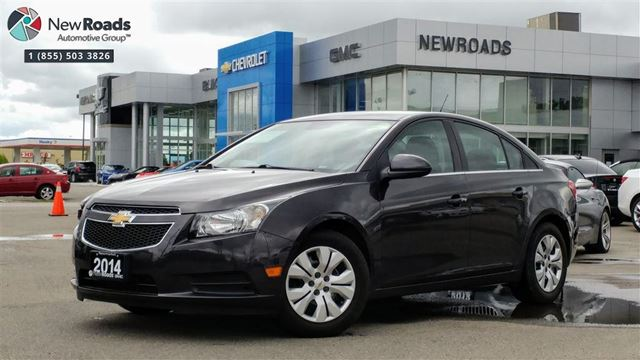 2014 Chevrolet Cruze 1LT 1LT, ONE OWNER, NO ACCIDENT, VERY CLEAN in Newmarket, Ontario