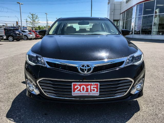 2015 toyota avalon limited cobourg ontario car for sale 2784732. Black Bedroom Furniture Sets. Home Design Ideas