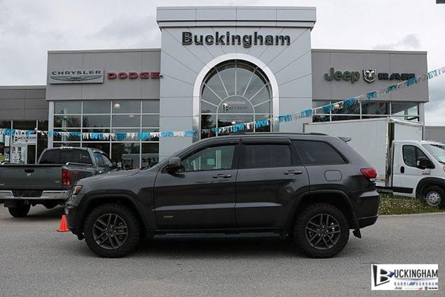 2017 Jeep Grand Cherokee 75th Anniversary in Gatineau, Quebec
