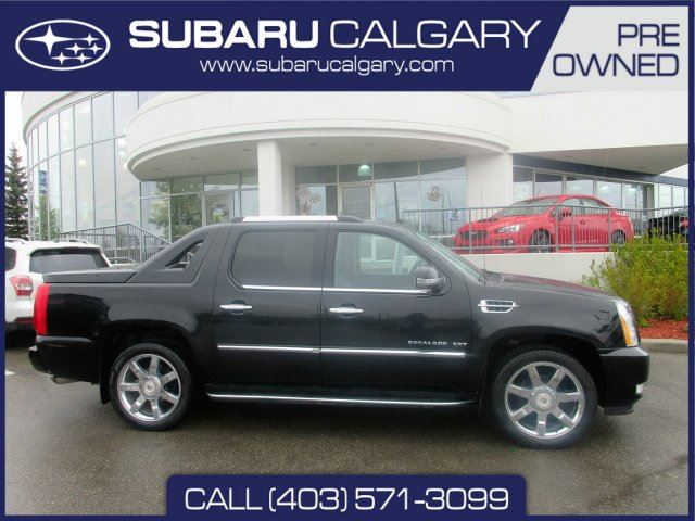 2011 Cadillac Escalade EXT Base in Calgary, Alberta