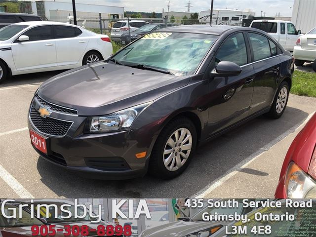 2011 CHEVROLET Cruze LT Turbo in Grimsby, Ontario