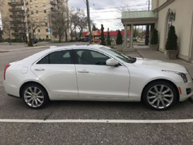 2016 Cadillac ATS 2.0L Luxury Collection AWD in Mississauga, Ontario