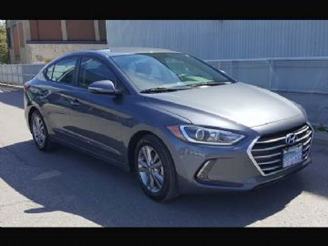 2017 Hyundai Elantra GL - Backup cam , blind spot assistOnly $263 + HST in Mississauga, Ontario