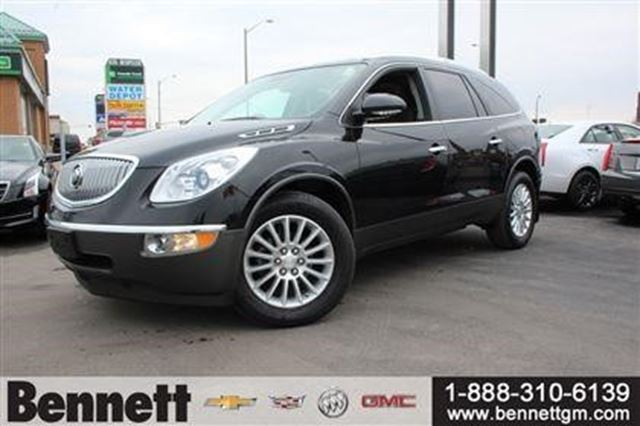 2012 Buick Enclave CXL1 in Cambridge, Ontario