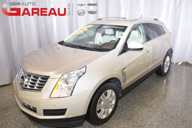 2013 CADILLAC SRX Luxury in Val-D'Or, Quebec