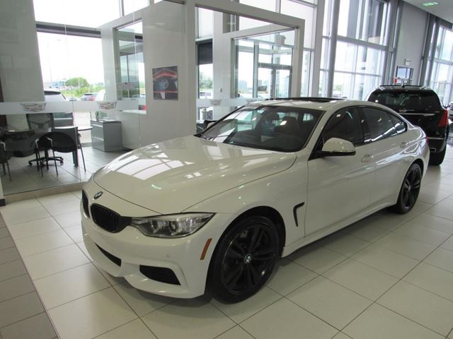 2016 BMW 4 Series 435i xDrive in Laval, Quebec