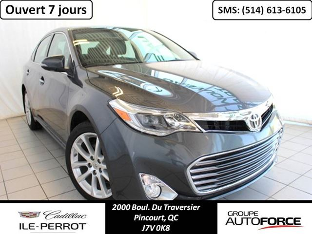 2013 Toyota Avalon XLE in Pincourt, Quebec