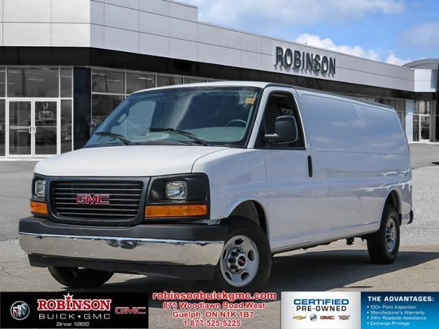 2017 GMC Savana           in Guelph, Ontario