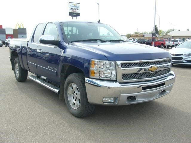 2013 CHEVROLET SILVERADO 1500 LT in St Paul, Alberta