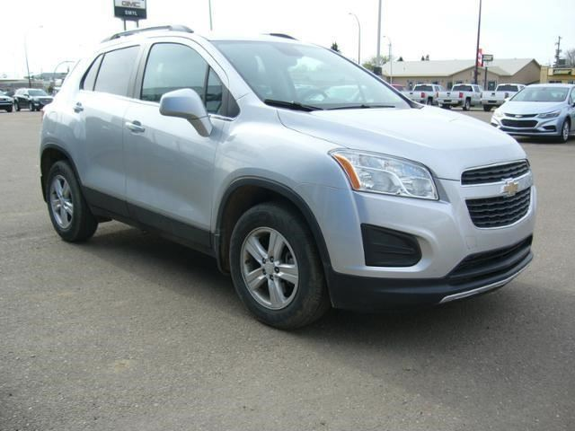 2015 CHEVROLET TRAX LT in St Paul, Alberta
