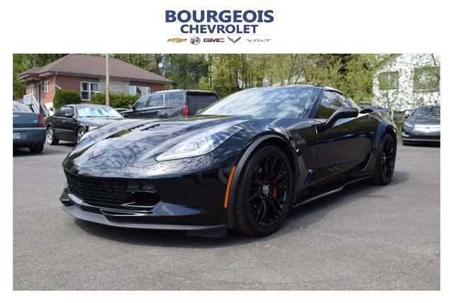 2015 Chevrolet Corvette Z06 3LZ in Rawdon, Quebec