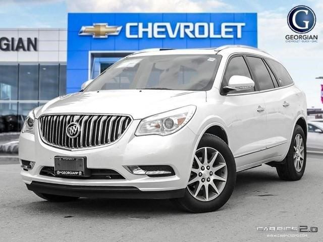 2016 buick enclave leather barrie ontario car for sale 2784977. Black Bedroom Furniture Sets. Home Design Ideas