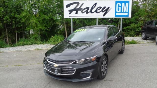 2016 Chevrolet Malibu LT in Sechelt, British Columbia