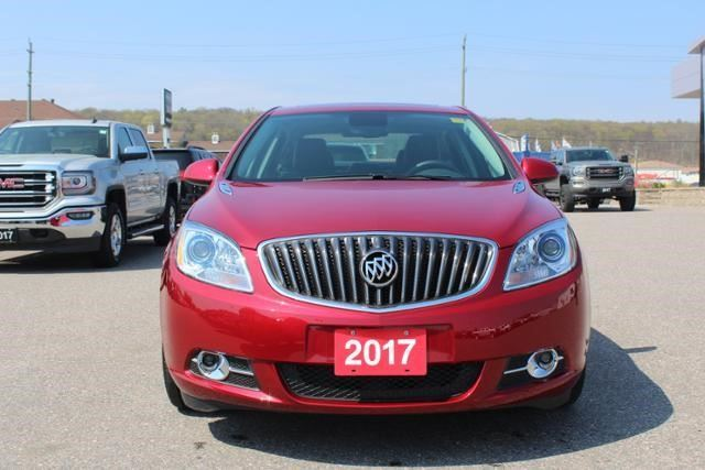 2017 Buick Verano Leather Group in North Bay, Ontario
