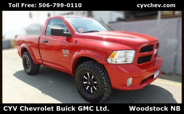 2014 Dodge RAM 1500 Express in Woodstock, New Brunswick