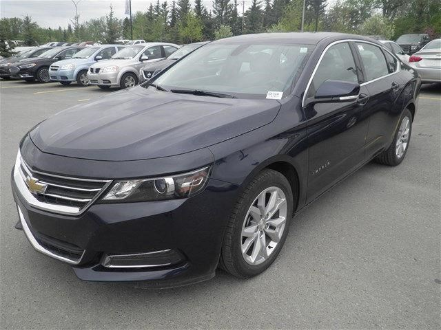 used 2016 chevrolet impala v6 cy lt okotoks. Black Bedroom Furniture Sets. Home Design Ideas