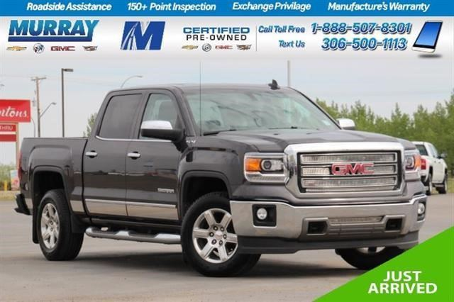 2015 GMC Sierra 1500 SLT in Moose Jaw, Saskatchewan