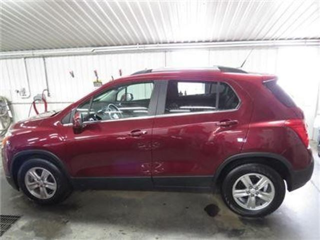 2013 Chevrolet Trax LT in Tracadie-Sheila, New Brunswick