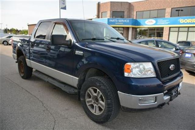 2005 Ford F-150 XLT/CREW/4X4 in Milton, Ontario