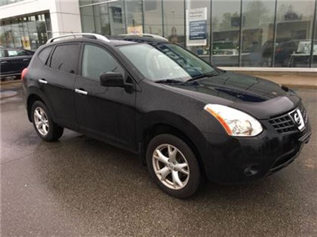 2010 nissan rogue s awd brantford ontario car for sale 2785473. Black Bedroom Furniture Sets. Home Design Ideas