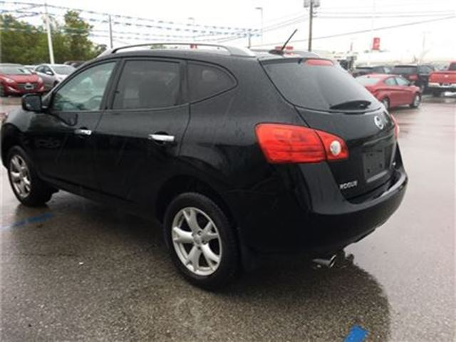2010 nissan rogue s awd brantford ontario car for sale. Black Bedroom Furniture Sets. Home Design Ideas