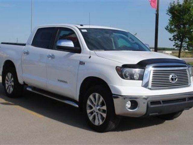 2012 Toyota Tundra Limited Platinum 5.7L V8 (A6) in Airdrie, Alberta