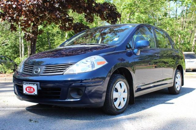 2009 NISSAN VERSA 1.6S in Langley, British Columbia