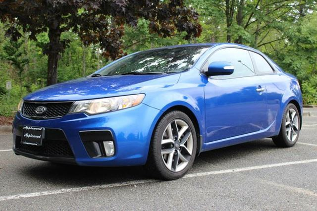 2010 Kia Forte Koup 2.4L SX in Langley, British Columbia