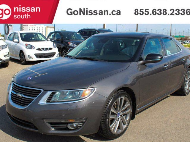 2011 SAAB 9-5 Turbo4 Premium 4dr Front-wheel Drive Sedan in Edmonton, Alberta