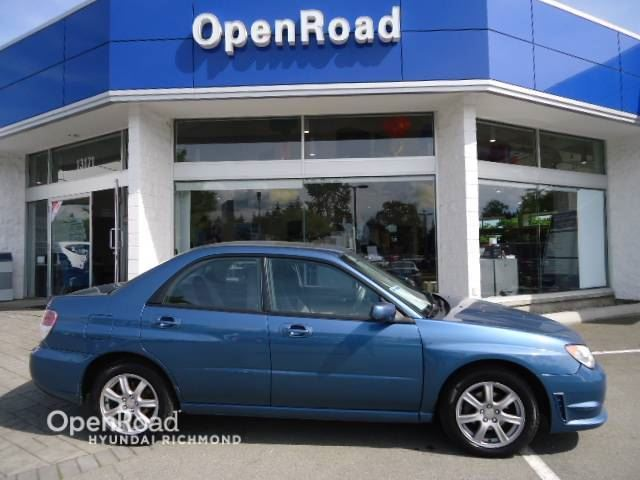 2007 SUBARU IMPREZA 2.5i Special Edition in Richmond, British Columbia