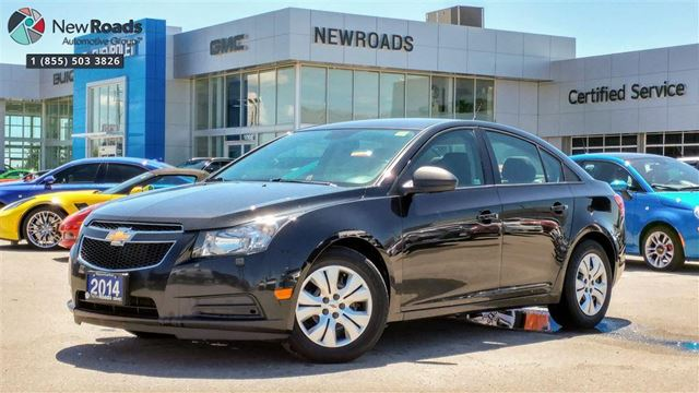 2014 CHEVROLET CRUZE 2LS 2LS, NO ACCIDENT, PWR GRP, FULLY SERVICED in Newmarket, Ontario