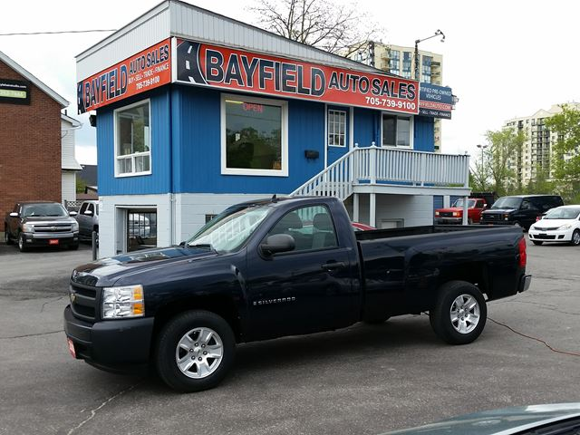 2008 Chevrolet Silverado 1500 Regular Cab Long Box **5.3L/Power Group/Only 39k!! in Barrie, Ontario