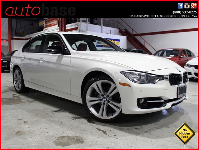 2014 BMW 3 Series 328i xDrive NAVIGATION | PREMIUM | SPORT in Woodbridge, Ontario