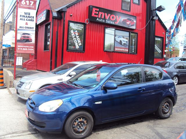 2008 Hyundai Accent GL CERTIFIED!!NO ACCIDENTS!!NEW TIRES!! in Ottawa, Ontario