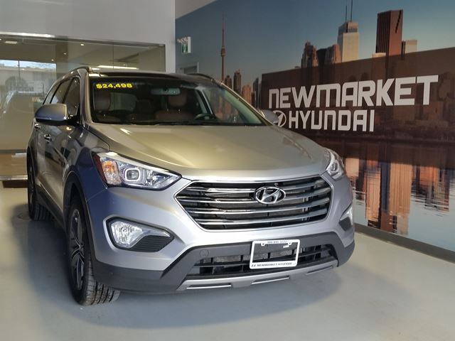 2013 Hyundai Santa Fe Limited AWD 6-pass All-In Pricing $223 b/w +HST in Newmarket, Ontario