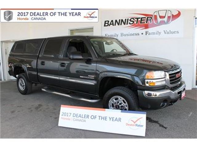 2005 GMC SIERRA 2500  SL/SLE/SLT in Vernon, British Columbia