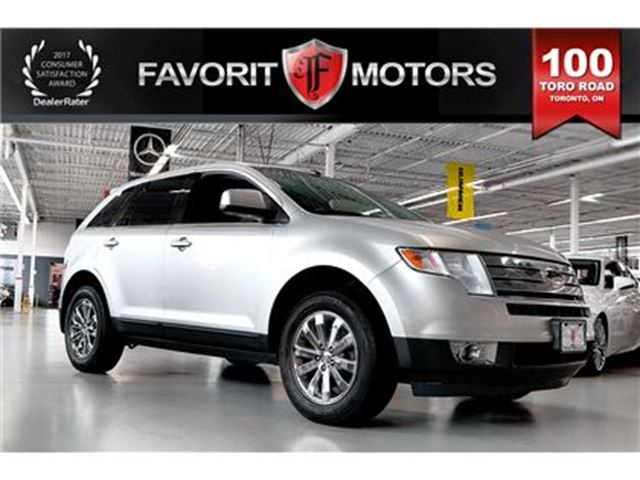 2010 Ford Edge Limited AWD   LTHR   MEMORY SEAT   REAR SENSORS in Toronto, Ontario