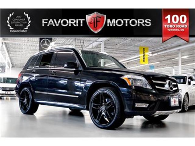 2011 Mercedes-Benz GLK-Class GLK350 4MATIC   NAV   BACK CAM   PANORAMIC ROOF in Toronto, Ontario