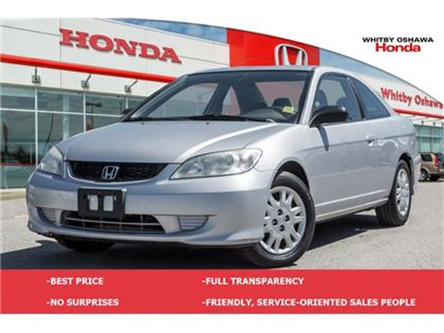 2005 Honda Civic LX (MT) in Whitby, Ontario