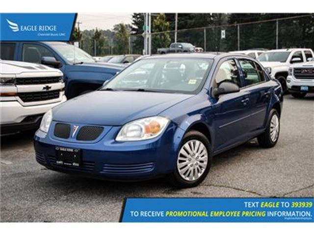 2005 PONTIAC PURSUIT Base in Coquitlam, British Columbia