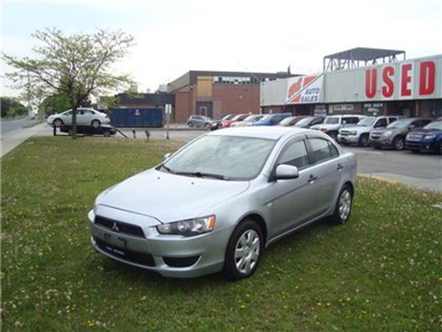 2009 MITSUBISHI LANCER DE ~ POWER OPTIONS ~ CERTIFIED ~ in Toronto, Ontario