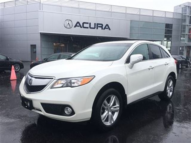 2015 ACURA RDX w/Technology Package in Burlington, Ontario