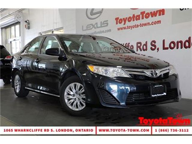 2013 Toyota Camry SINGLE OWNER LE in London, Ontario